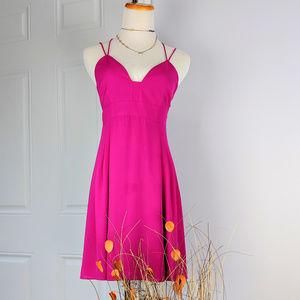 EXPRESSs Strappy Dress Sz 6